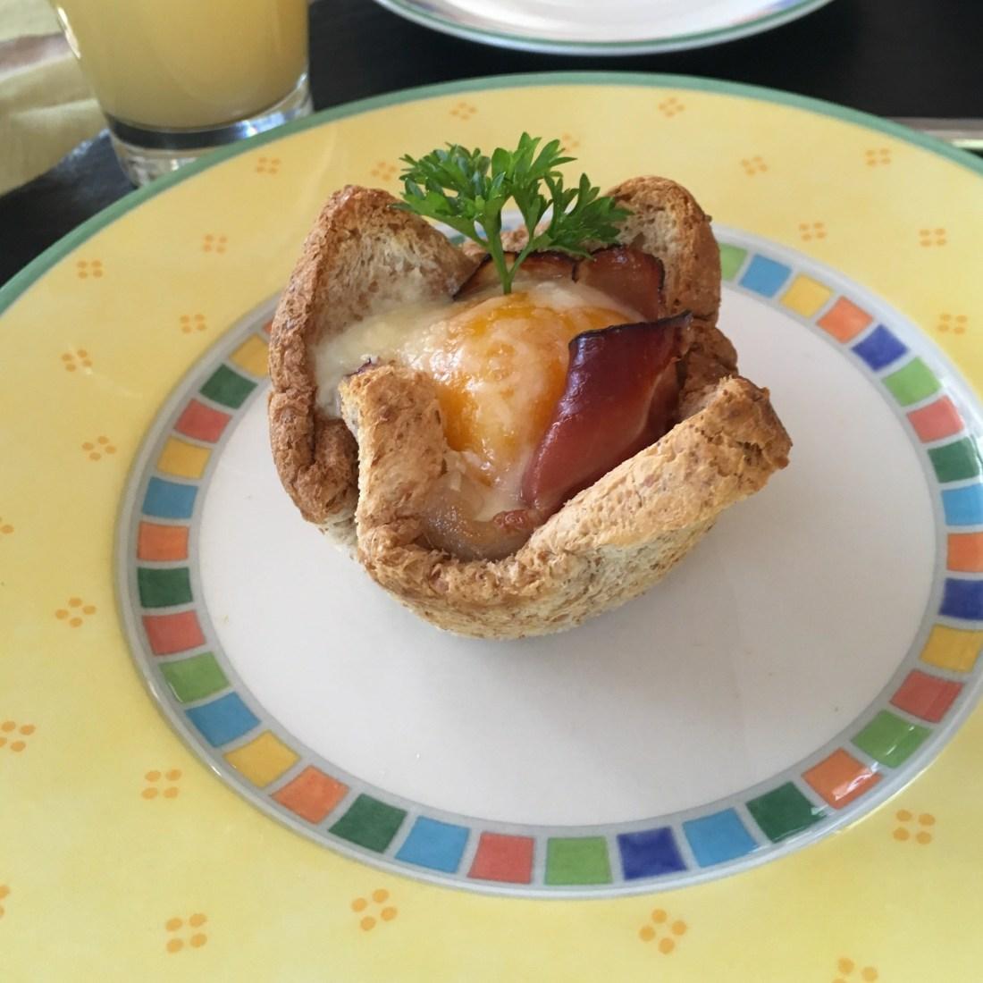 Frühstücksei, Brunch, Brunchidee, lecker Frühstück