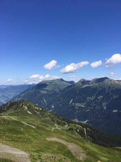 Wanderung, Silvretta, Montafon, Versettla