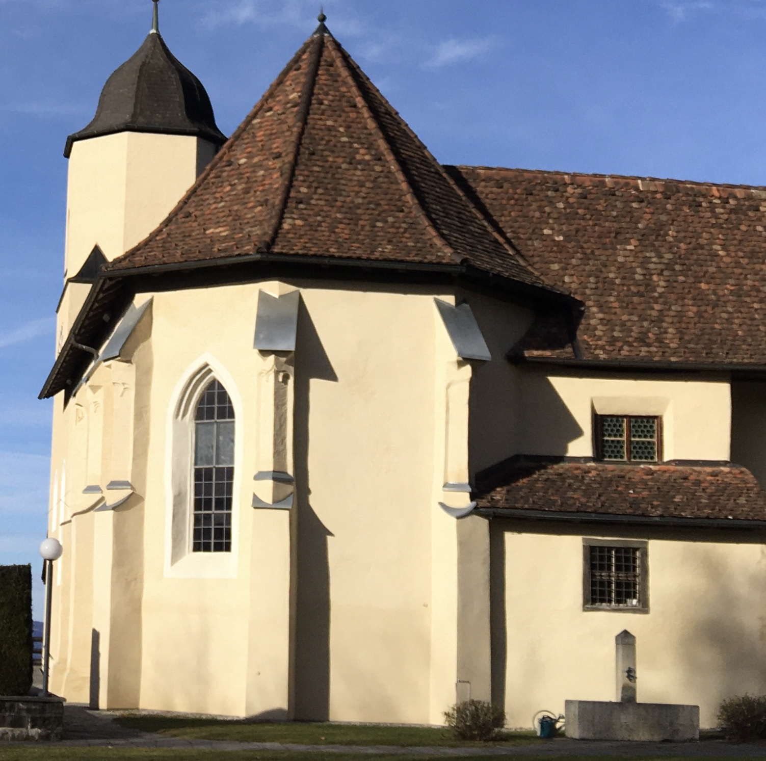 Kirche Viktorsberg