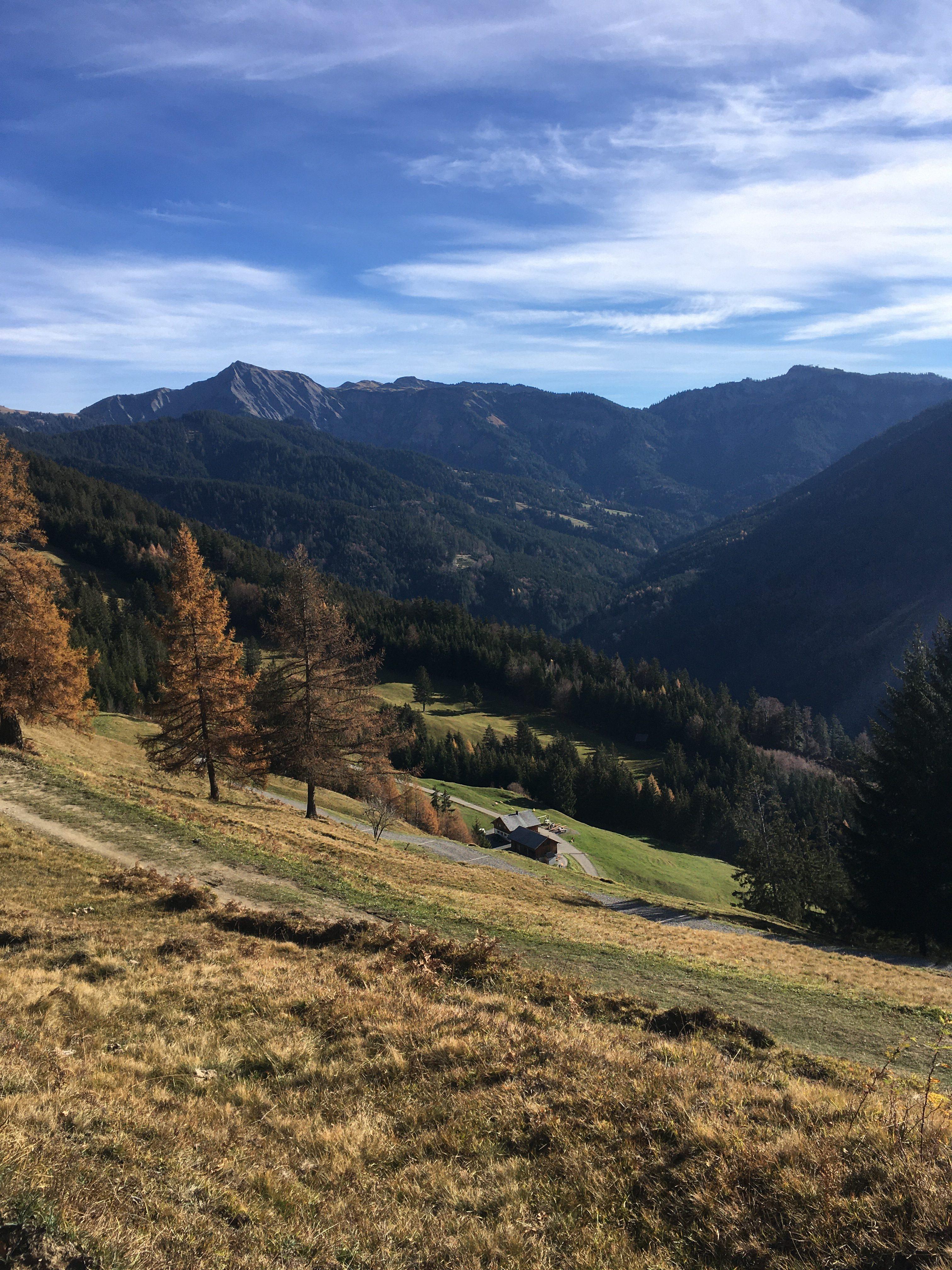 Alpe Almein, Rundweg Viktorsberg