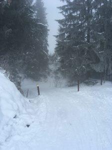 winterwanderweg klausenbergvorsäß
