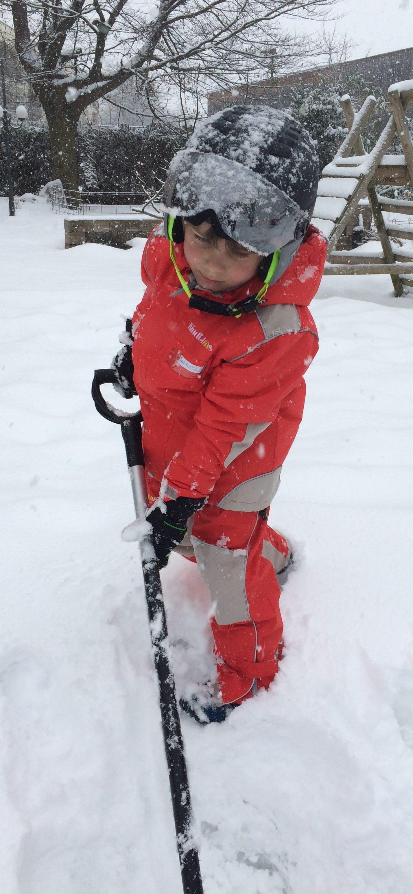 kindi hääs, marc giradelli kindergarten skianzug
