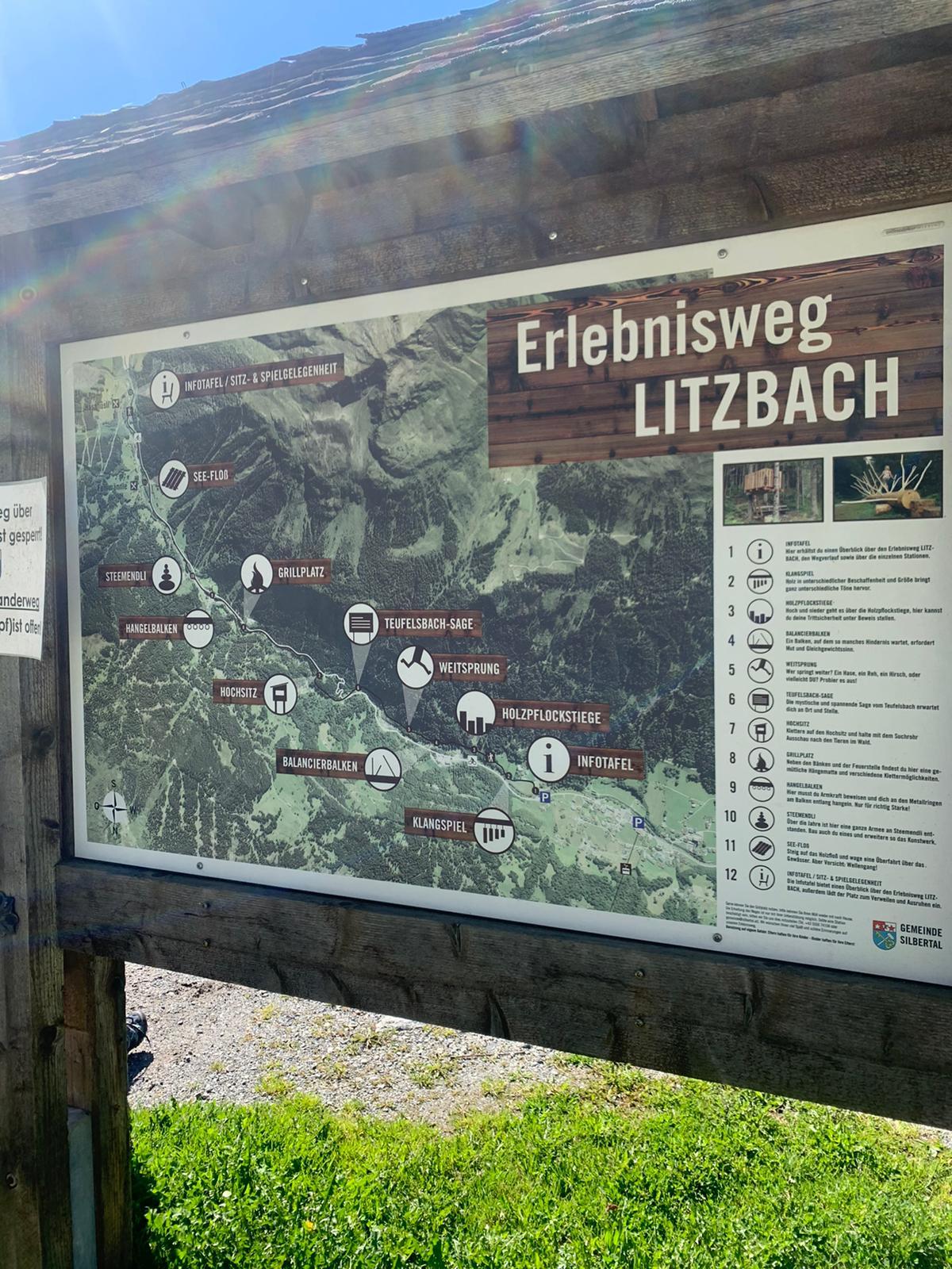 erlebnisweg litzbach