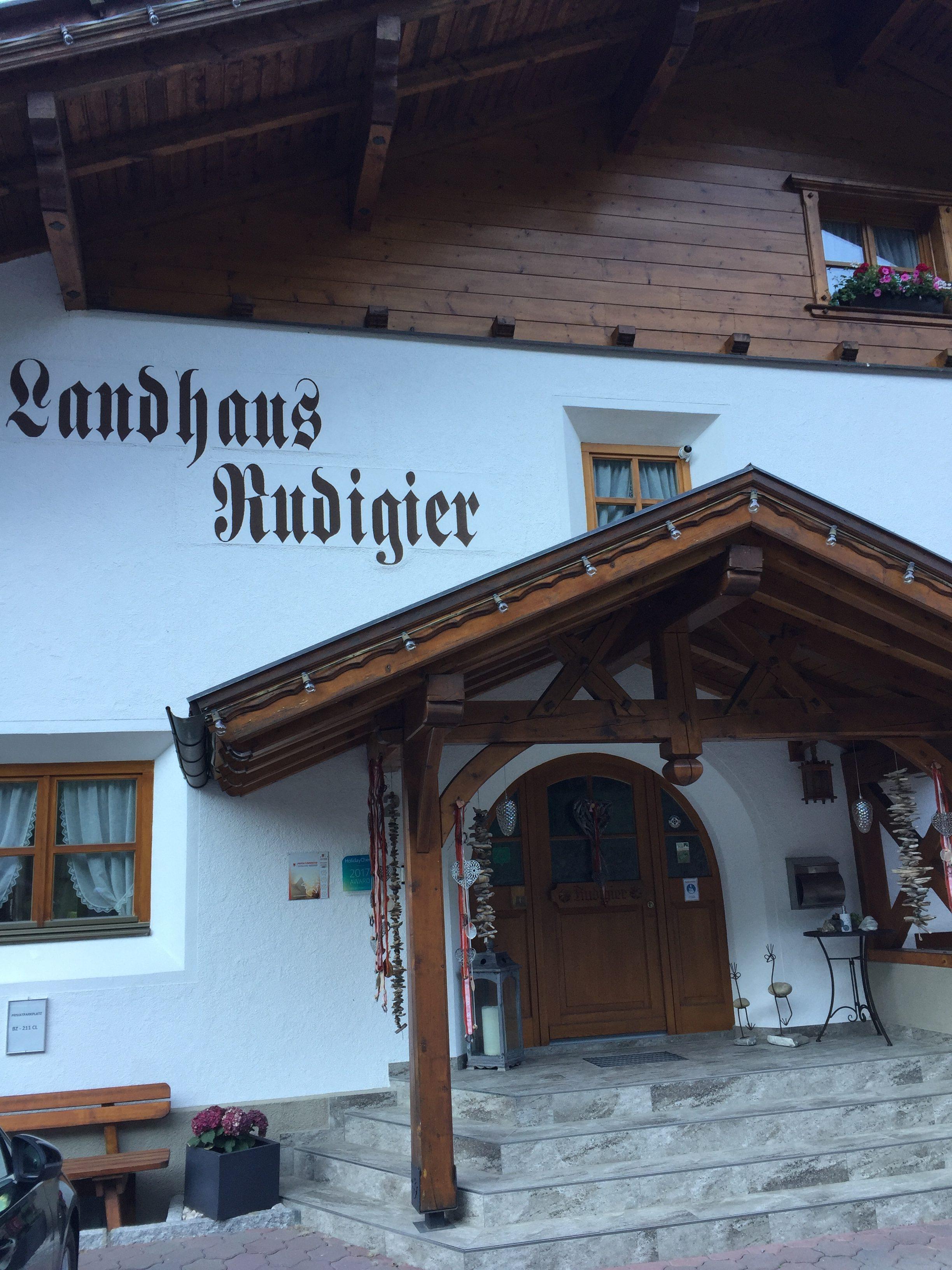 landhaus rudigier