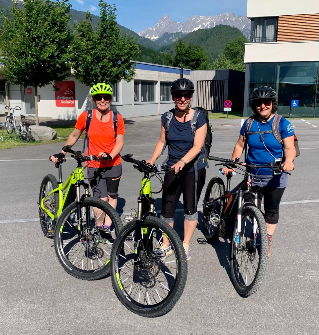 bike & hike Montafon, berge plus programm