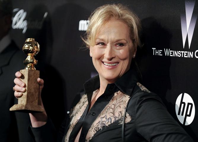 Donald Trump Calls Meryl Streep 'Hillary Lover' After Her Golden Globes Speech