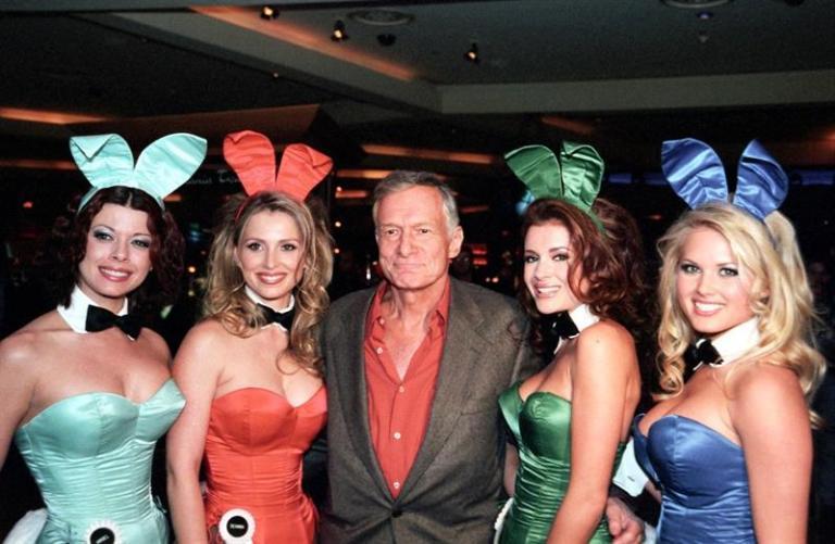 Hugh Hefner, founder of Playboy dies at age 91