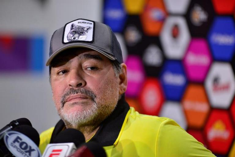 The health of Maradona again awakes uncertainty after video on the networks