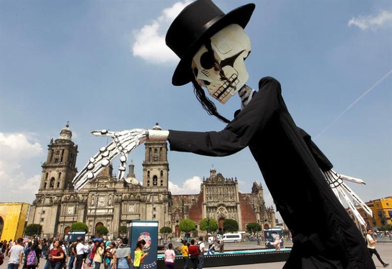 Mexico City seeks to become the Latin American capital of culture