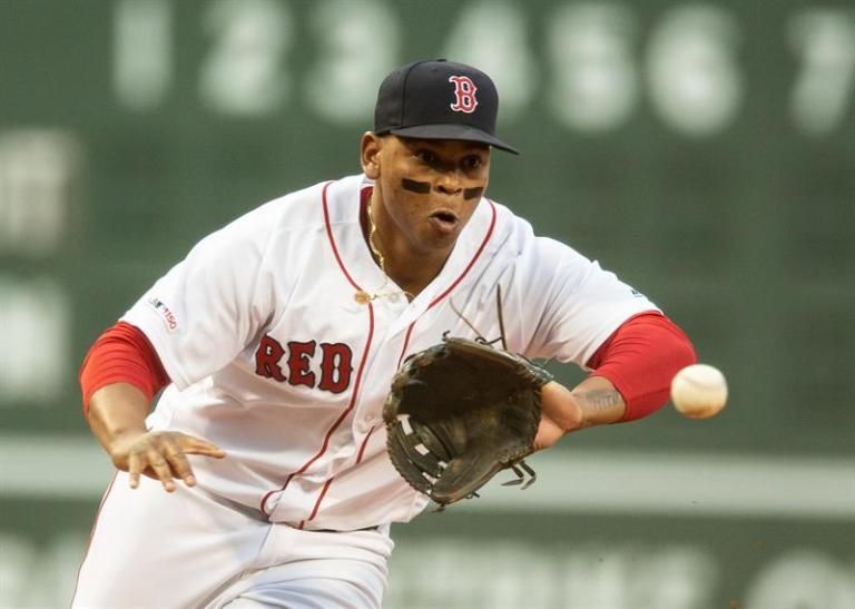 The Dominican Devers and Bell elected Players of the Month for May in the MLB