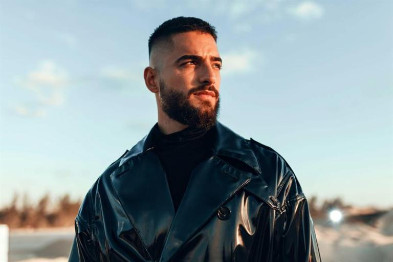 """Maluma will receive the first honor """"Agents of Change"""" of the Premios Juventud"""