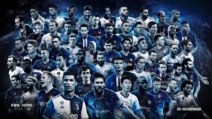 Ramos, Piqué, Busquets, Alba, De Gea and Carvajal, among the 55 finalists for the best eleven in the world