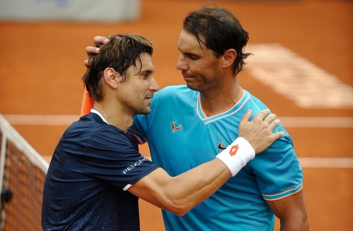Rafa Nadal will play with David Ferrer the inaugural match of his academy in Kuwait