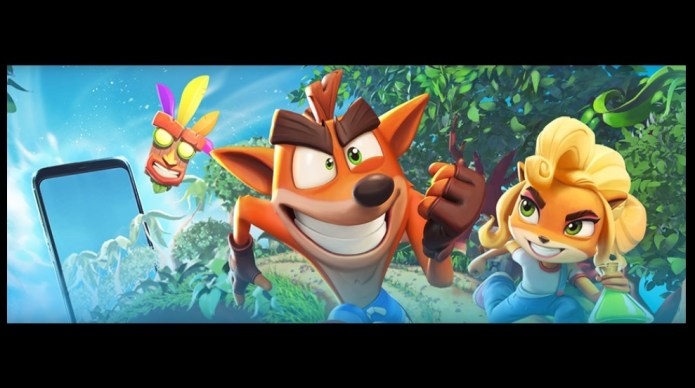 Crash Bandicoot will come to mobile phones from the hand of King in spring 2021