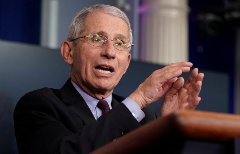 """Fauci regrets that the US has responded """"worse"""" to the COVID-19 pandemic """"than most other countries"""""""