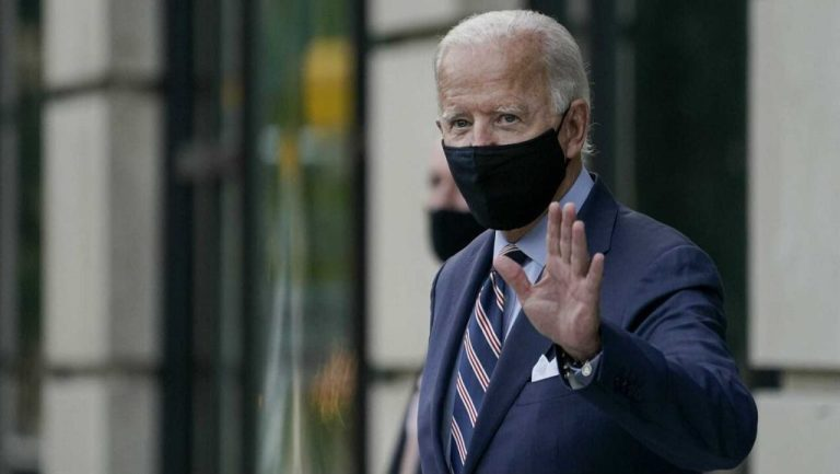 Biden is approaching 100 days in office with the approval of six out of ten Americans