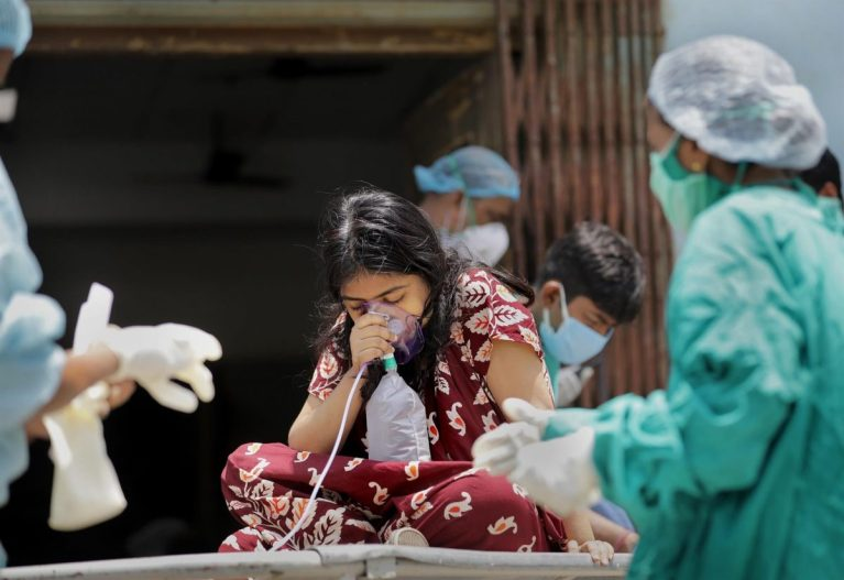 Millions of children in India, at risk of poverty and hunger due to the Covid crisis