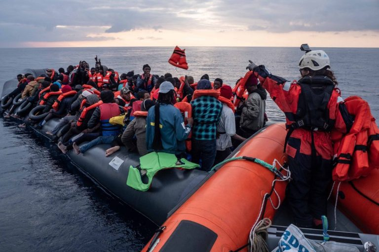More than 600 migrants have died in Mediterranean waters since early 2021