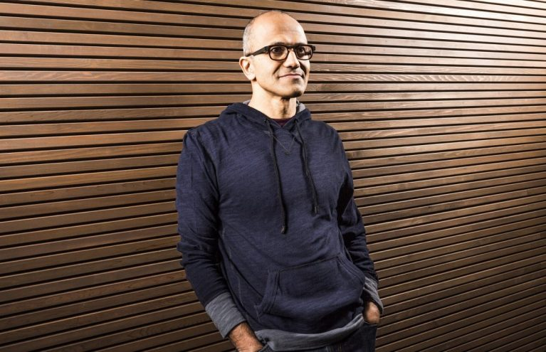 Satya Nadella will be chairman of the Microsoft board as well as CEO
