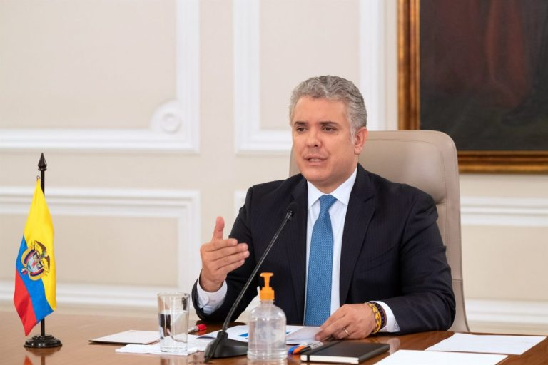 72 percent of Colombians disapprove of Duque's management, according to a survey