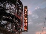 Photo: The Cyclone - Coney Island, Brooklyn