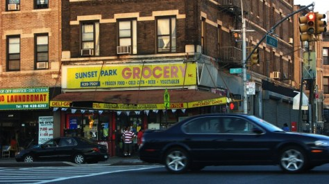 Photo:  Sunset Park Grocery
