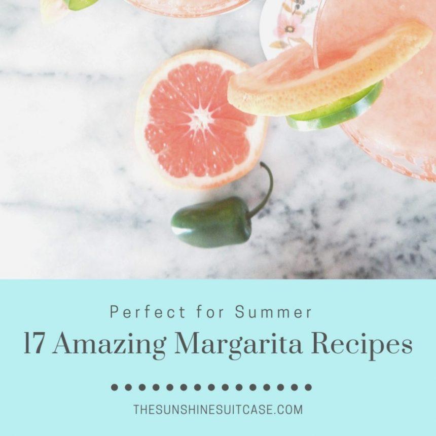 17 Amazing Margarita Recipes for Cinco de Mayo