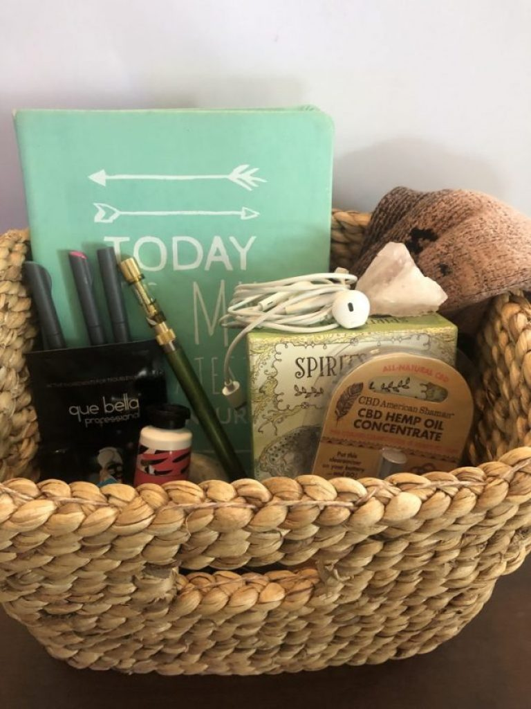 Create Your Own Self-Care Box