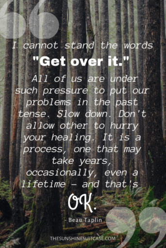 Mental Health Beau Taplin Quote