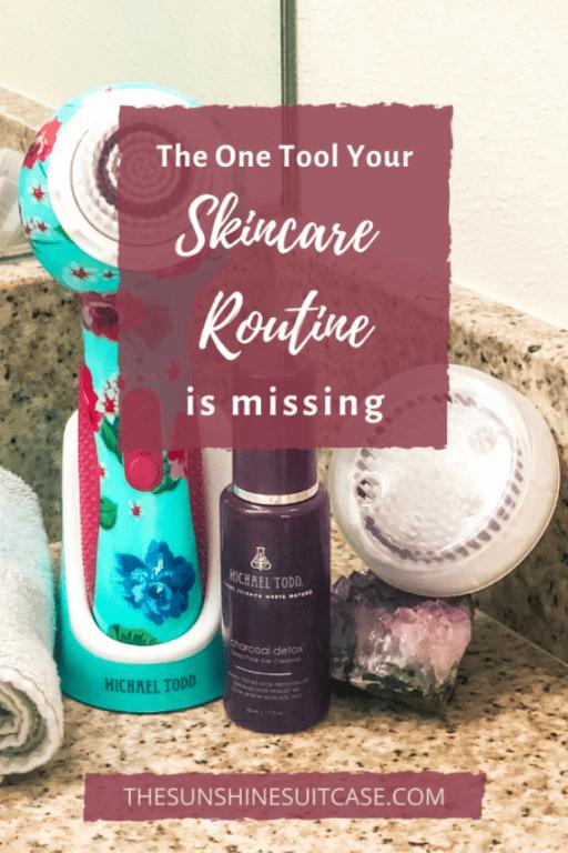 Sonicare Elite Skincare Blog Photo
