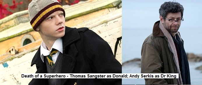 Death of a Superhero  - Sangster Serkis