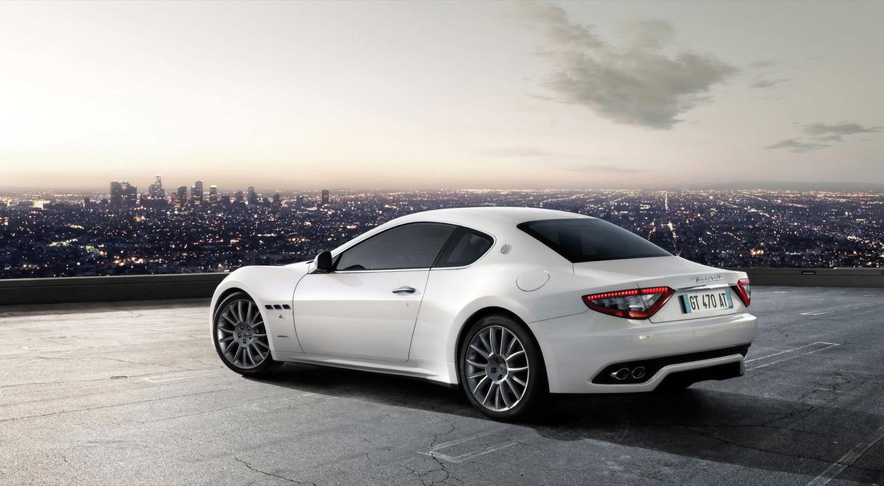 2009 Maserati Gran Turismo S Automatic Specs, Pictures