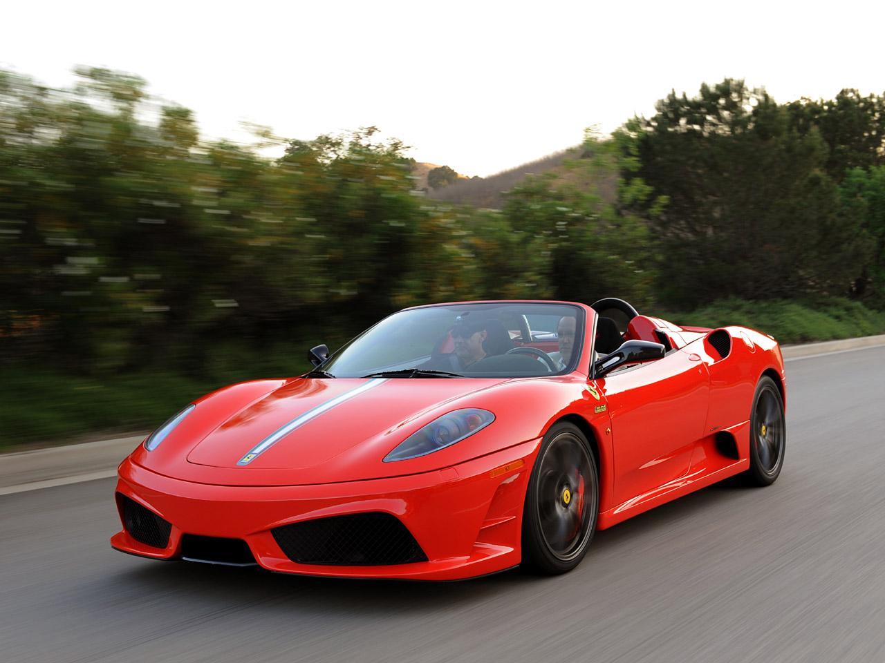 2009 Ferrari Scuderia Spider 16m Specs, Pictures & Engine