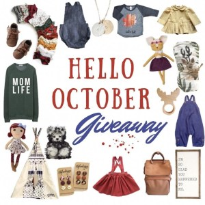 The Small Fashionista Giveaway