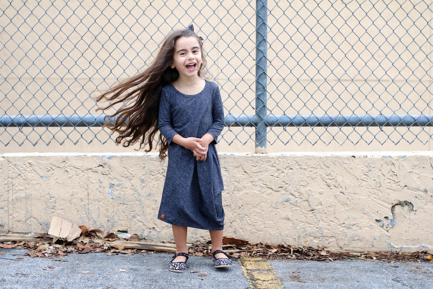 Capture the Perfect Smile The Small Fashionista for Mini Street Kidswear