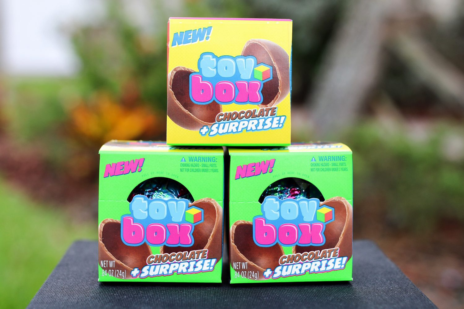 Toy Box Chocolate and Surprise Giveaway