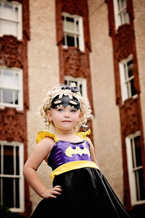 Batgirl Costume for Kids - Halloween costume