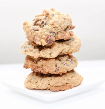 Our Christmas Eve Tradition – Oatmeal Chocolate Chip Cookies