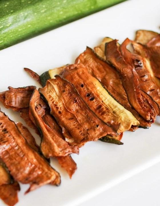 How to Make Zucchini Bacon – Vegan Zucchini Bacon Recipe
