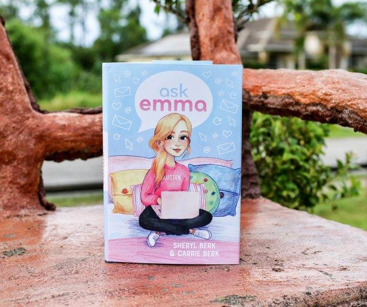 An Interview with Sheryl and Carrie Berk, Authors of Ask Emma