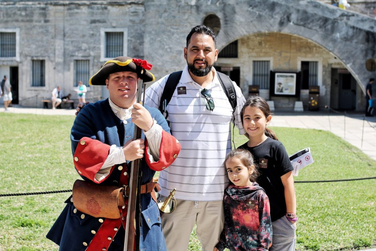 THINGS TO DO IN FLORIDA {SERIES} - Castillo de San Marcos National Monument