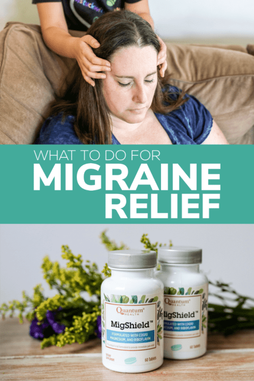 I remember that first migraine like it was yesterday. Noise bothered me. Light was unbearable. It completely debilitated me. I finally found something to help.