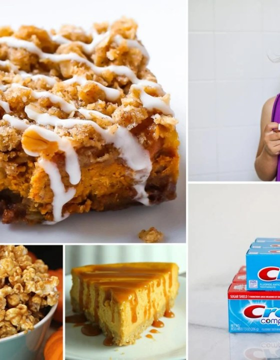 Our Favorite Fall Pumpkin Dessert Recipes + Our Secret Weapon Against Sugar