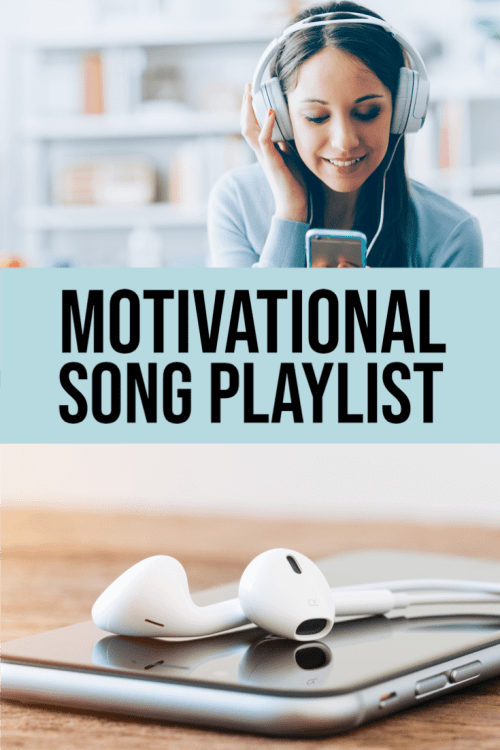 My playlist when my anxiety is at a high and I need a little push to get me through the day. These motivational songs will have you singing and dancing!