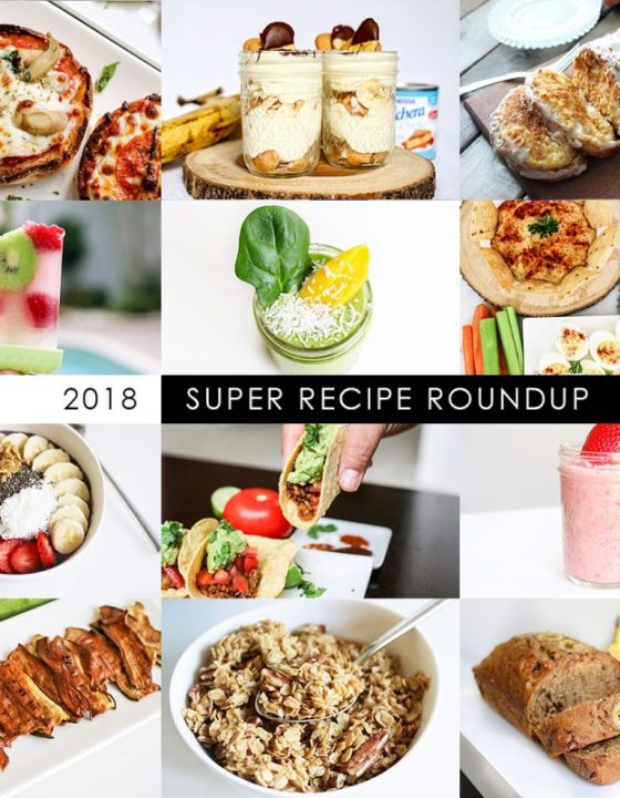 Our Super Recipe Roundup of 2018