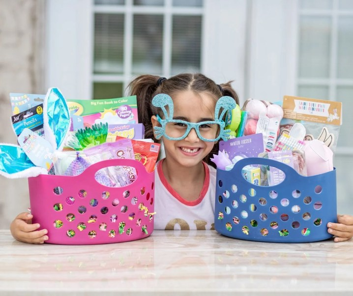 Easter Baskets on a Budget