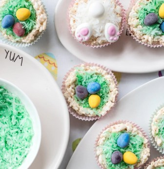 Chocolate Chick Eggs in a Nest – Fun Treats for Easter and Spring