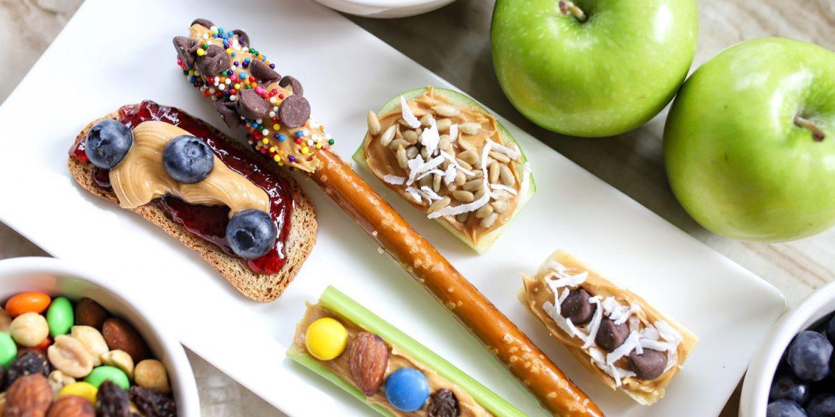 Peanut Butter Snack Ideas Kids Will Love