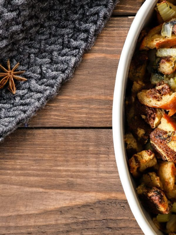 Dill Stuffing Recipe for Thanksgiving