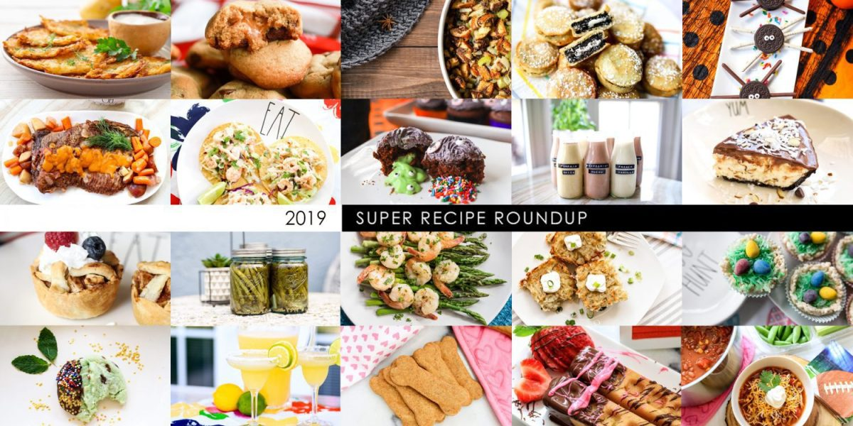 Our Super Recipe Roundup of 2019